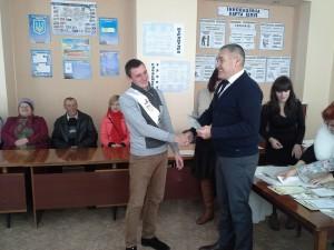Вручення дипломів випускникам ДНЗ «Дніпрорудненський професійний ліцей»