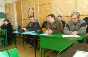 Відкритий урок виробничого навчання в ДНЗ «Молочанський професійний аграрний ліцей»