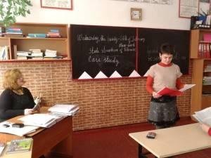Засідання обласної експертної творчої групи викладачів іноземної мови «Мрія»