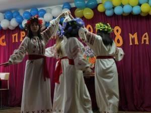 Cвятковий концерт до Міжнародного дня прав жінок і миру