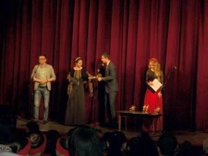 Фінал обласного конкурсу патріотичної творчості «Спадщина 2015»