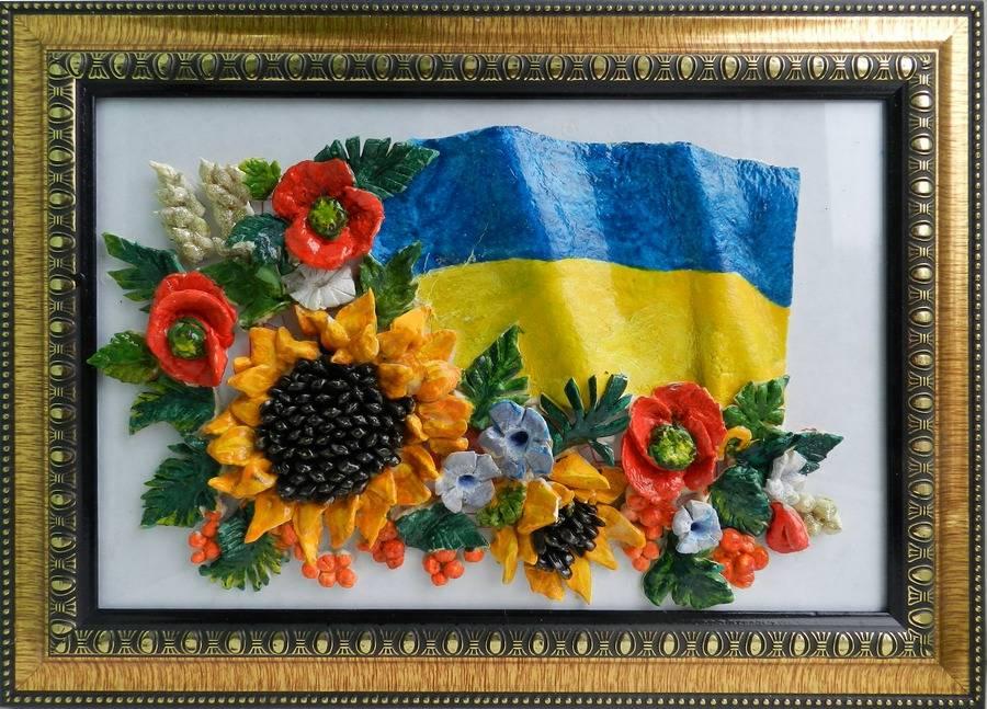 Своими руками на тему украина 122