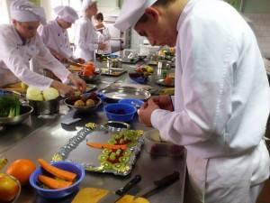 Декада предметів кулінарного циклу у ДНЗ «Запорізький центр професійно-технічної освіти водного транспорту»