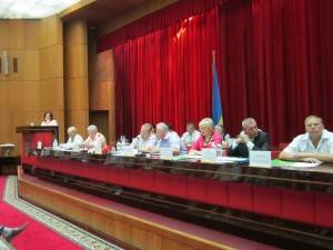 Колегія Департаменту  освіти і науки Запорізької облдержадміністрації (26.08.2015)
