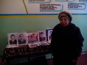 Вшанування пам'яті героїв Чорнобилю