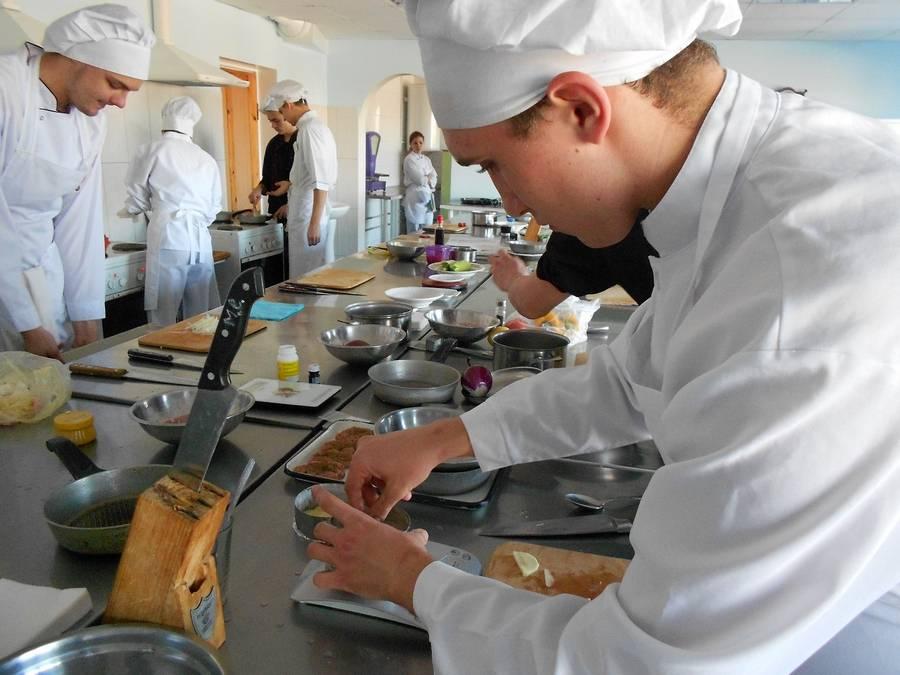 Конкурс професійної майстерності кухарів