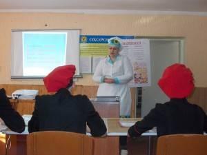 Відкритий урок у ДНЗ «Токмацький професійний ліцей»