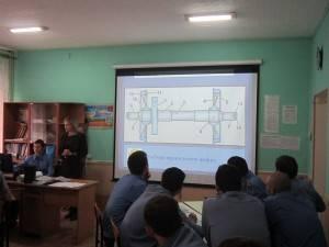 Обласний семінар-практикум педпрацівників з професій залізничного транспорту