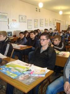 Акція Червого Хреста в ДНЗ «Пологівський ПЛ»