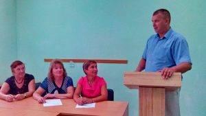 Звіт про роботу директора НМЦ ПТО у Запорізькій області