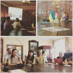 Круглий стіл з питань реалізації успішних культурно-освітніх громадських кампаній. Міжнародний досвід
