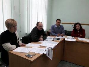 Засідання робочої групи регіональної ради професійної освіти (стейкхолдерів) 21.10.2016