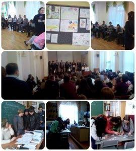 Всеукраїнський тиждень правау ДНЗ «Запорізький правобережний професійний ліцей»